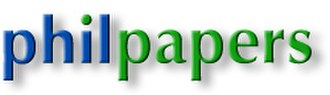 PhilPapers - Image: Phil Papers logo