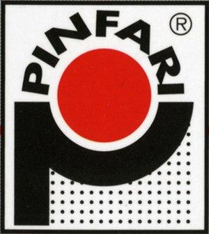 Pinfari - Image: Pinfari logo
