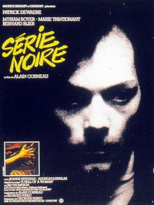 Poster for Serie noire 1979 motion picture directed by Alain Corneau.jpg