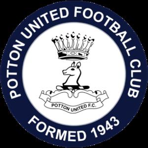 Potton United F.C. - Image: Potton United F.C. logo