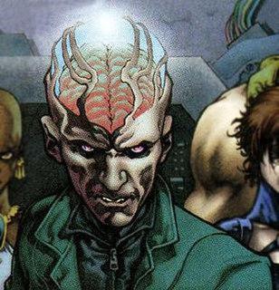 Psimon fictional comic book supervillain from DC Comics