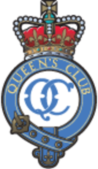 Queen's Club - Image: Queen's Club logo