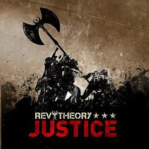 Justice (Rev Theory album) - Image: RT Justice