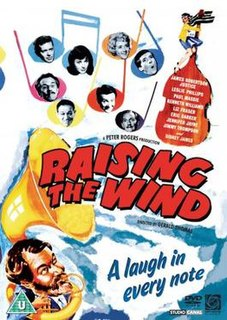 <i>Raising the Wind</i> (1961 film)