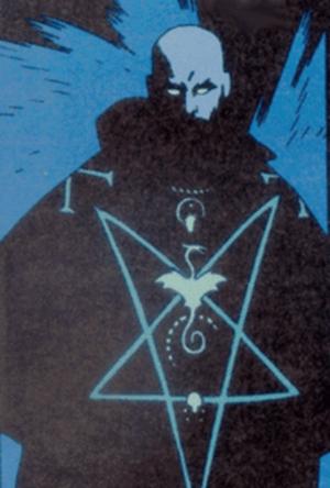 Grigori Rasputin (Hellboy) - Rasputin by Mike Mignola.
