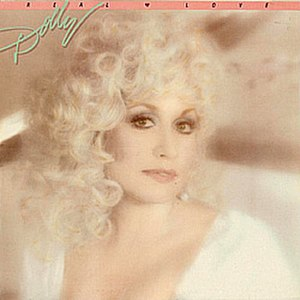 Real Love (Dolly Parton album) - Image: Real Love (1985)