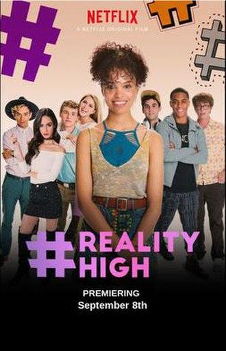 Reality High - Original film poster