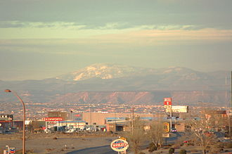 Redondo Peak - Image: Redondo peak composite 2