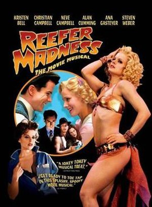 Reefer Madness (2005 film) - DVD cover