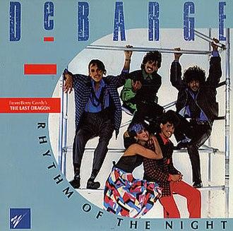 Rhythm of the Night (song) - Image: Rhythm of the Night single