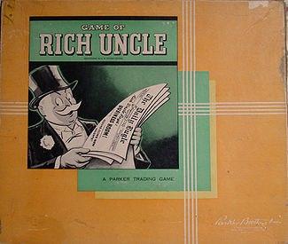 Rich Uncle 1946 Cover