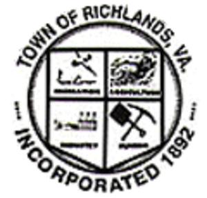 Richlands, Virginia - Image: Richlands Seal