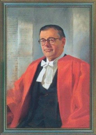 Robin Cooke, Baron Cooke of Thorndon - Image: Robin Cooke, Baron Cooke of Thorndon