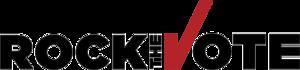 Rock the Vote - Image: Rock the Vote logo