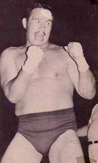 Rudy Kay Canadian professional wrestler