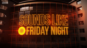 Sounds Like Friday Night - Sounds Like Friday Night Logo