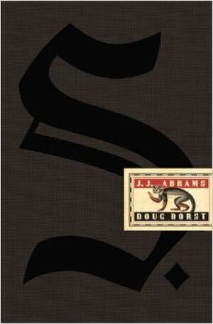 S. (Dorst novel) - The slipcover of S.
