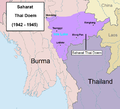 Saharat Thai Doem map 1942-1945.png