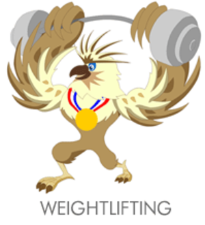 Weightlifting at the 2005 Southeast Asian Games - Weightlifting at the 2005 Southeast Asian Games logo
