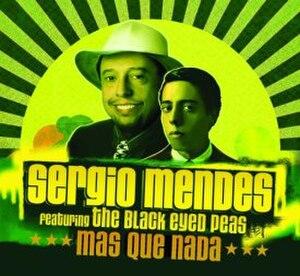 Mas que Nada - Image: Sergio & BEP Más que nada