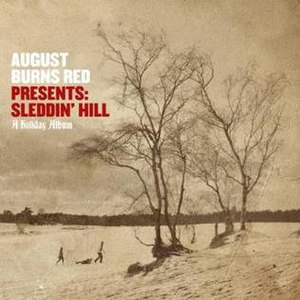 August Burns Red Presents: Sleddin' Hill - Image: Sleddin' Hill