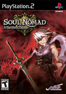 <i>Soul Nomad & the World Eaters</i> video game