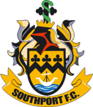 Southport F.C. - Image: Southport FC
