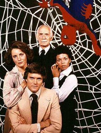 The Amazing Spider-Man (TV series) - The cast of Spider-Man