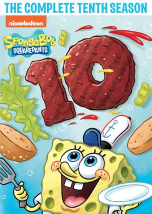 SpongeBob SquarePants (season 10) - Image: Sponge Bob S10