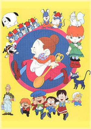 Mrs. Pepper Pot (anime) - Image: Spoon Obaasan
