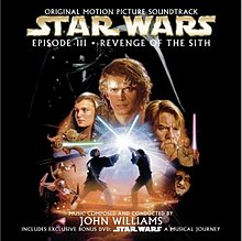 Star Wars Episode Iii Revenge Of The Sith Soundtrack Wikipedia
