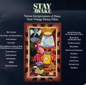 Stay Awake: Various Interpretations of Music from Vintage Disney Films - Image: Stay Awake