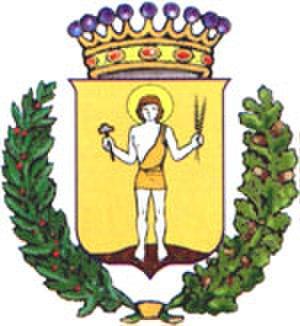 Mazzano Romano - Image: Stemma mazzano romano