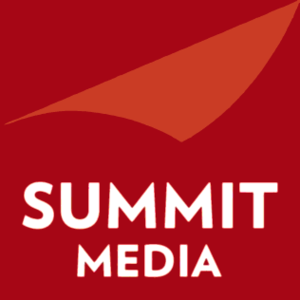 Summit Media - Second Summit Media logo used from January 2007 to March 2017.