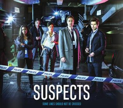 Picture of a TV show: Suspects