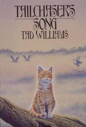 Tailchaser's Song - US Hardcover Edition