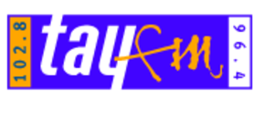 Tay FM - Tay FM logo used from 2010 to 2015.