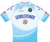 Gerolsteiner (cycling team) jersey