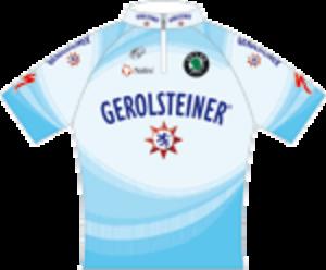 Gerolsteiner (cycling team) - Image: Team Gerolsteiner 2008