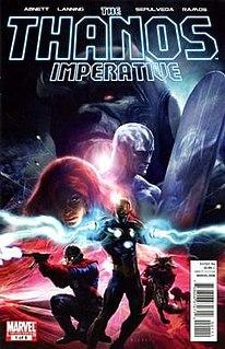 <i>The Thanos Imperative</i>