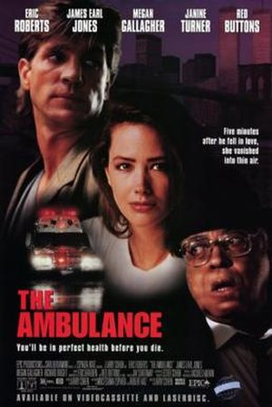 The Ambulance - Theatrical release poster