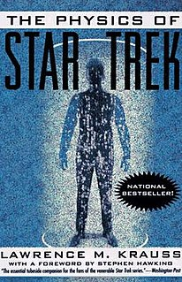 <i>The Physics of Star Trek</i> book by Lawrence Krauss