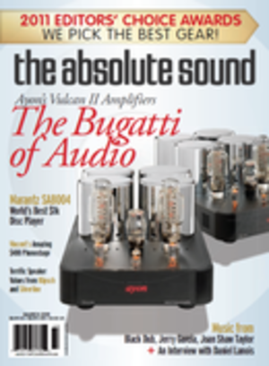 The Absolute Sound - Image: The Absolute Sound cover