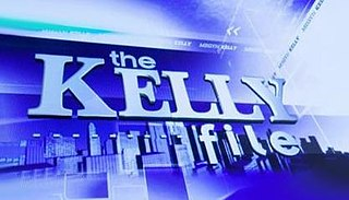 <i>The Kelly File</i> television series