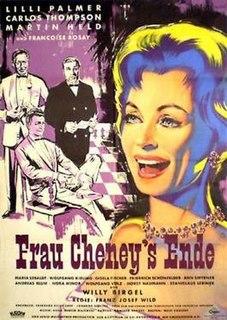 <i>The Last of Mrs. Cheyney</i> (1961 film) 1961 film