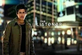 <i>The Listener</i> (TV series) Canadian fantasy drama television series