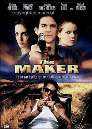 The Maker (film) - Image: The Maker (film)