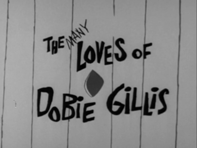 Picture of a TV show: The Many Loves Of Dobie Gillis
