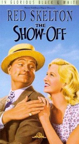 The Show-Off (1946 film) - Image: The One Show Off