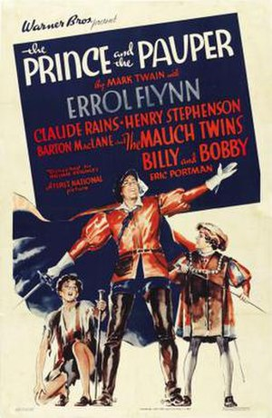 The Prince and the Pauper (1937 film) - Image: The Prince and the Pauper (1937 film)